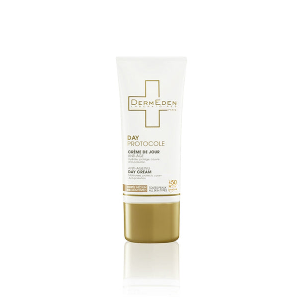 Day Protocole Anti-Ageing Day Cream Medium Tinted SPF50 50ML