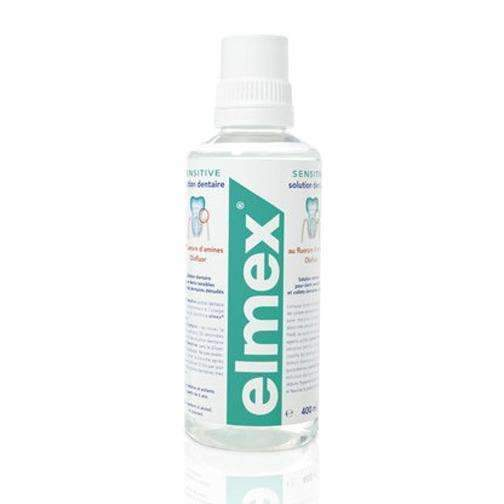 Elmex Mouth Wash Sensitive 400 ML
