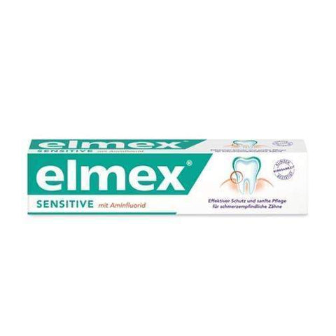 Elmex Tooth Paste Sensitive 75 ML