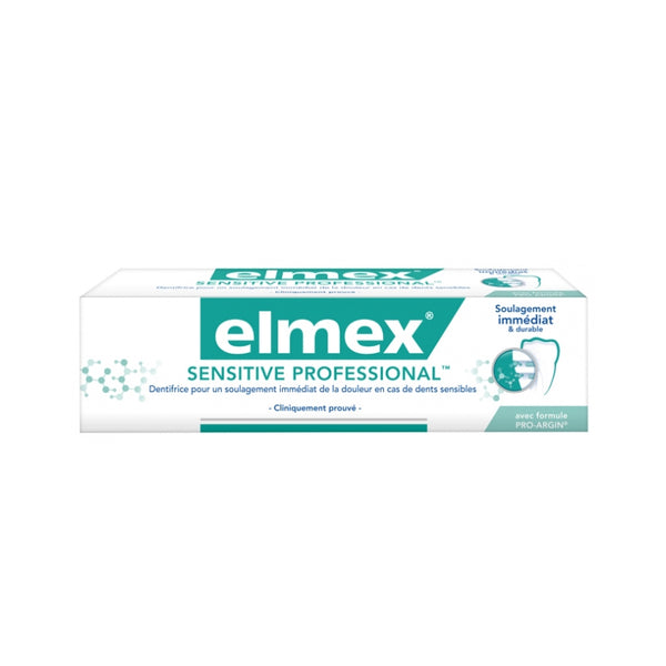 Elmex Tooth Paste Sensitive Professional 75 ML
