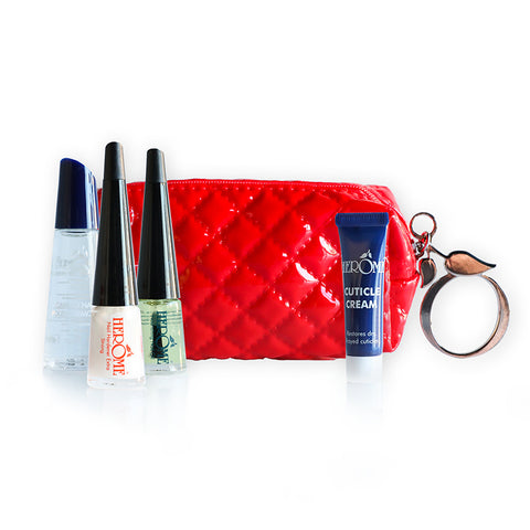 Luxurious Strong Nail Care Set