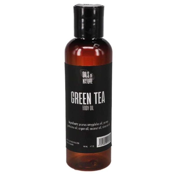 Perfume Body Oil Green Tea 140ML