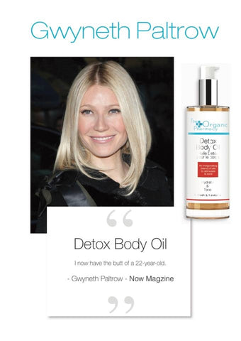 Detox Body Oil 100ML