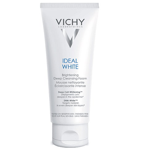 Ideal White Brightening Deep Cleansing Foam