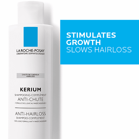 Kerium Anti-Hairloss Shampoo-Complement 200ML