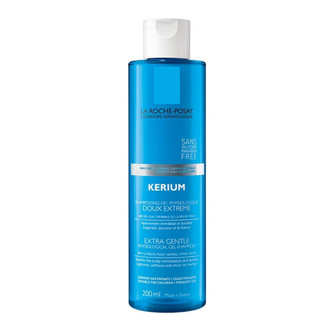 Kerium Extra-Gentle Gel Shampoo 200ML