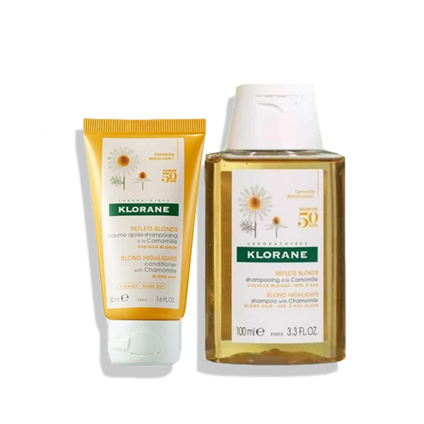 Klorane Chamomile Travel  Kit