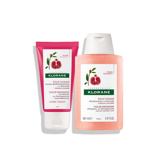 Klorane Pomegranate Travel Kit