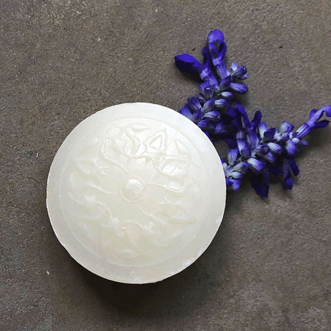 Lavender Mini Ma'amoul Soap