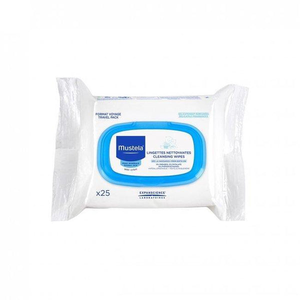 Facial Cleansing Wipes X25