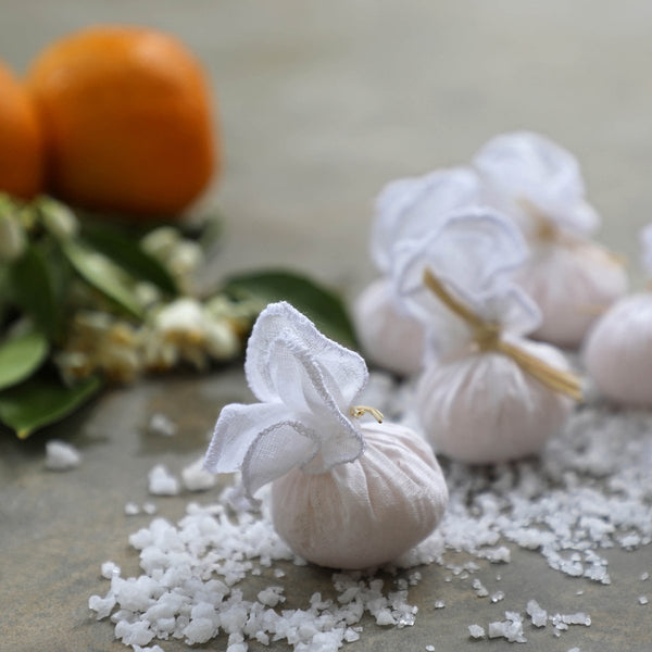 Bath Salts Orange Blossom