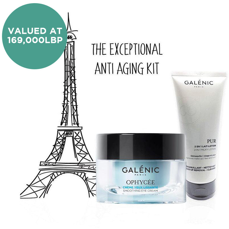 The Exceptional Eye Cream Kit