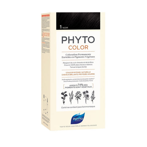 NEW PHYTOCOLOR 1 Black