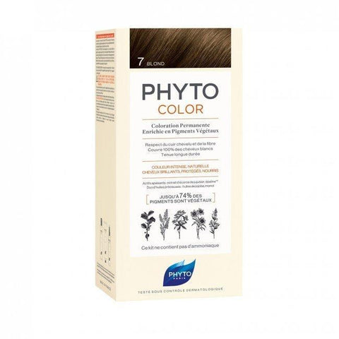 NEW PHYTOCOLOR 7 Blonde