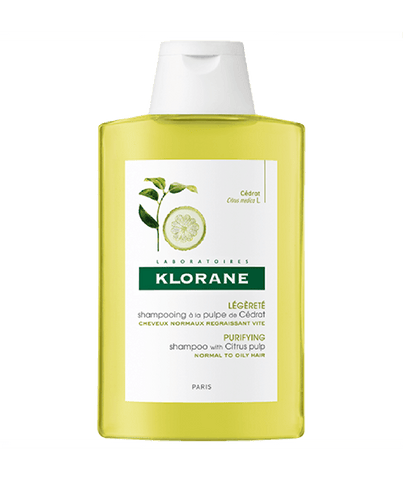Shampoo with Citrus Pulp 200ML