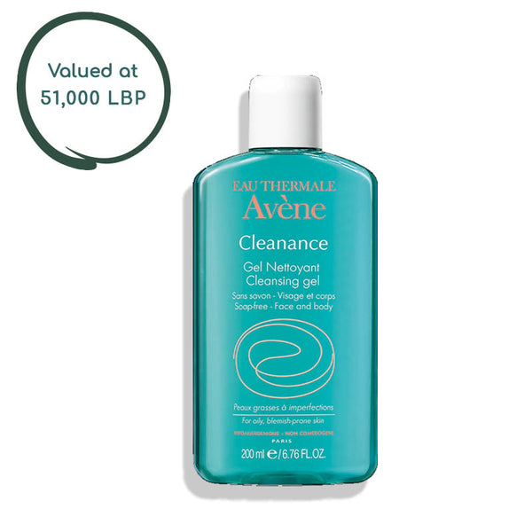 SPECIAL PRICE Cleanance Cleansing Gel