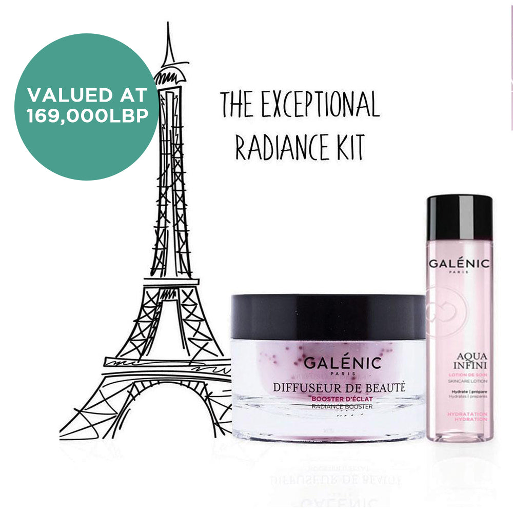 The Exceptional Radiance Kit