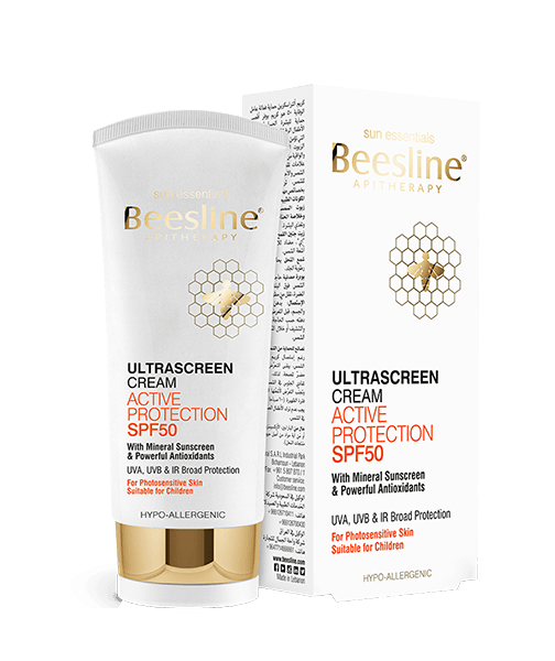 Ultrascreen Cream Active Protection SPF50