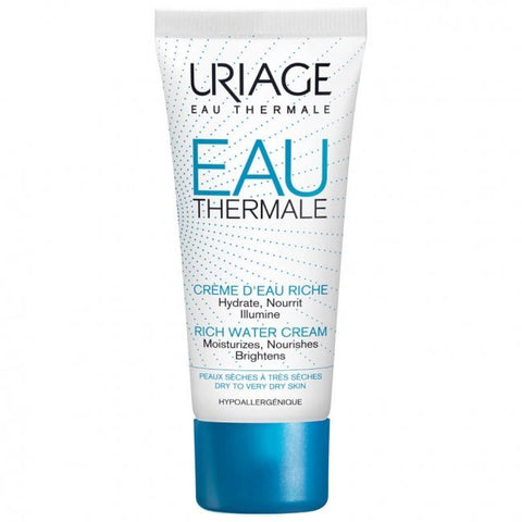 Eau Thermale Rich Water Cream 40ML