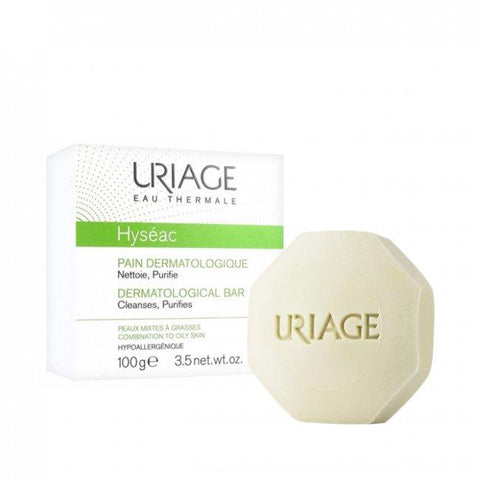 Hyséac Dermatological Bar 100G