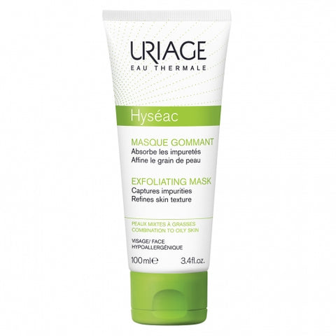 Hyséac Exfoliating Mask 100ML