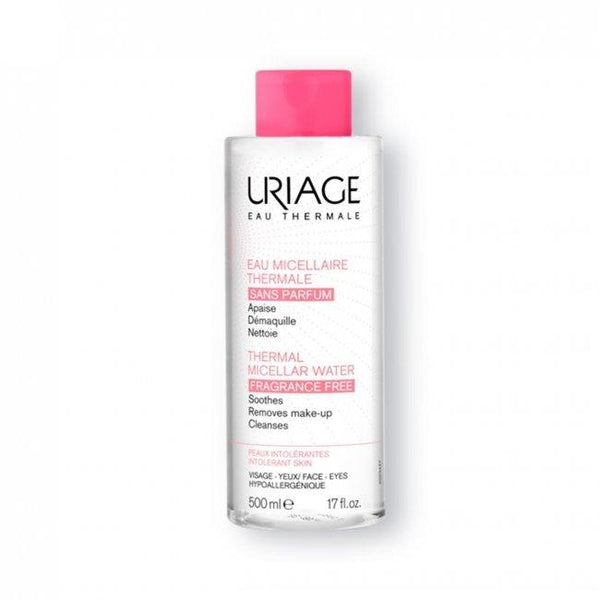 SPECIAL PRICE Thermal Micellar Water-Fragrance Free for Intolerant Skin  500ML