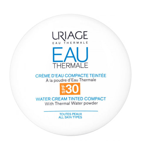 Eau Thermale - Water Cream Tinted Compact Spf30 10g