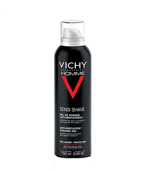 Vichy Homme Anti-Irritation Shaving Gel 150ML