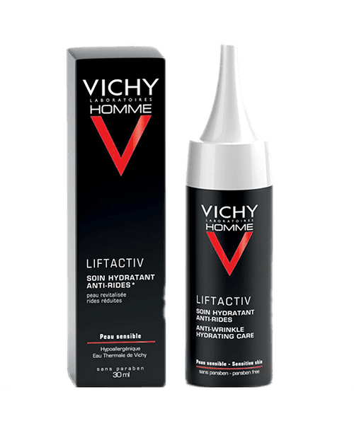 Vichy Homme Liftactiv -  Anti-Wrinkle Active Care Anti-Fatigue 30ML