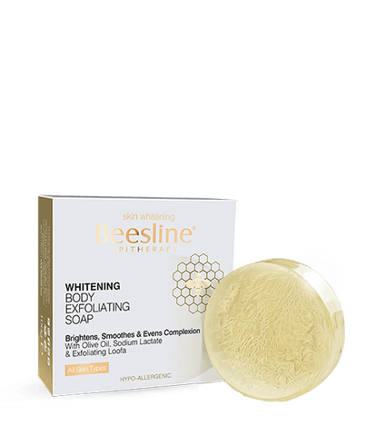 Whitening Body Exfoliating Soap