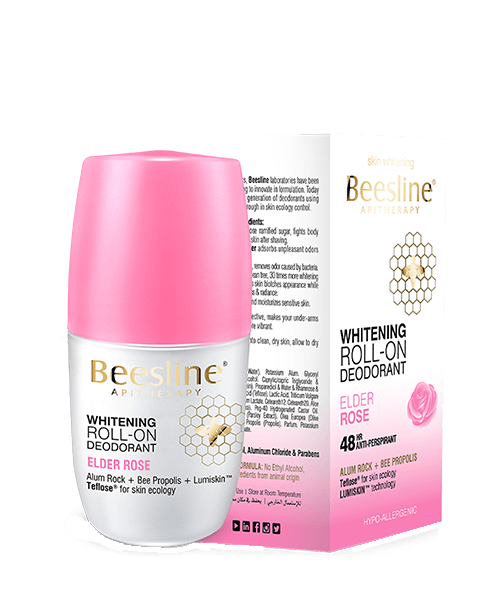 Whitening Roll-On Deodorant - Elder Rose 50ML