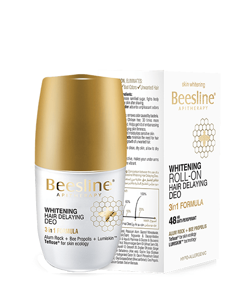 Whitening Roll-on Hair Delaying Deo