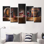 Limited Edition - Wine Wall Art 3