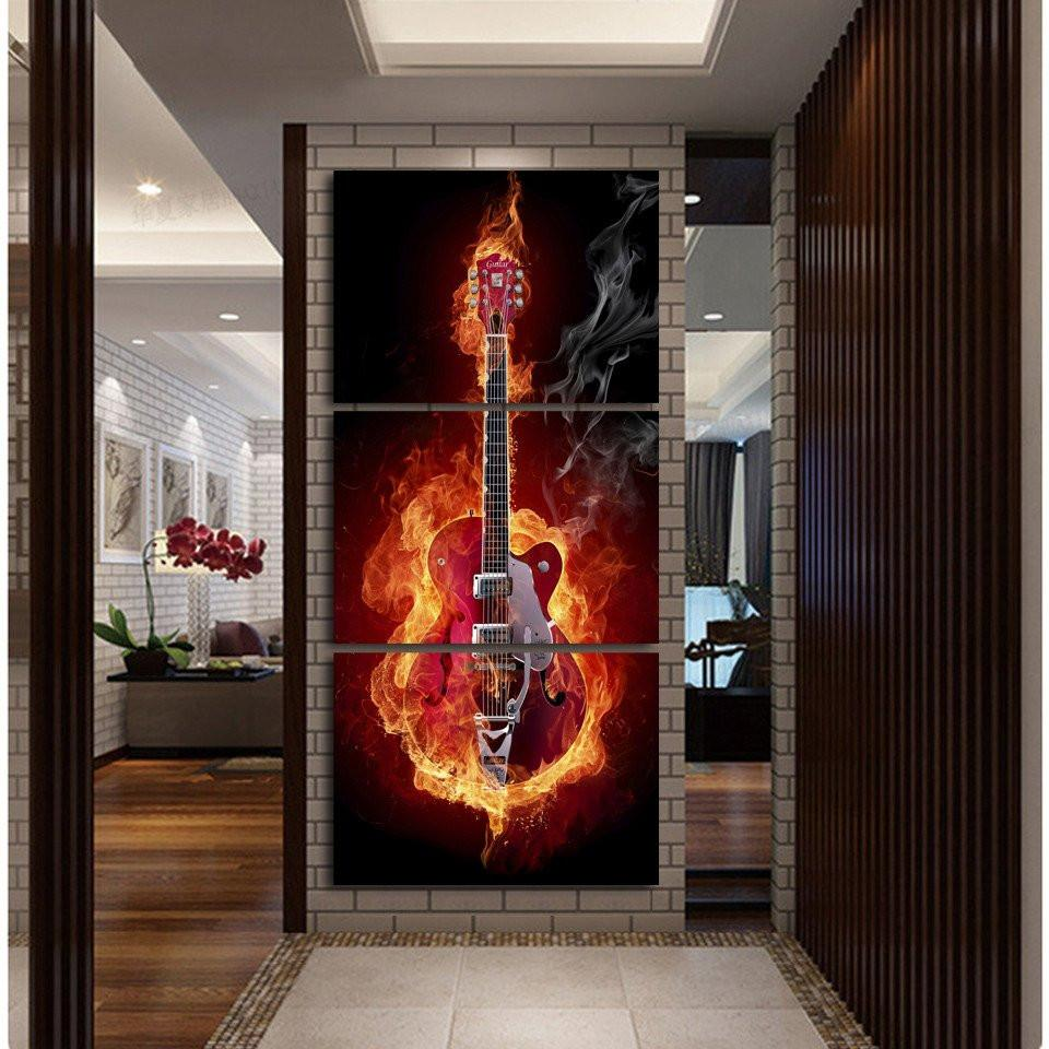 Blazing Guitar - Limited Edition