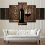 Limited Edition - Wine Wall Art 6
