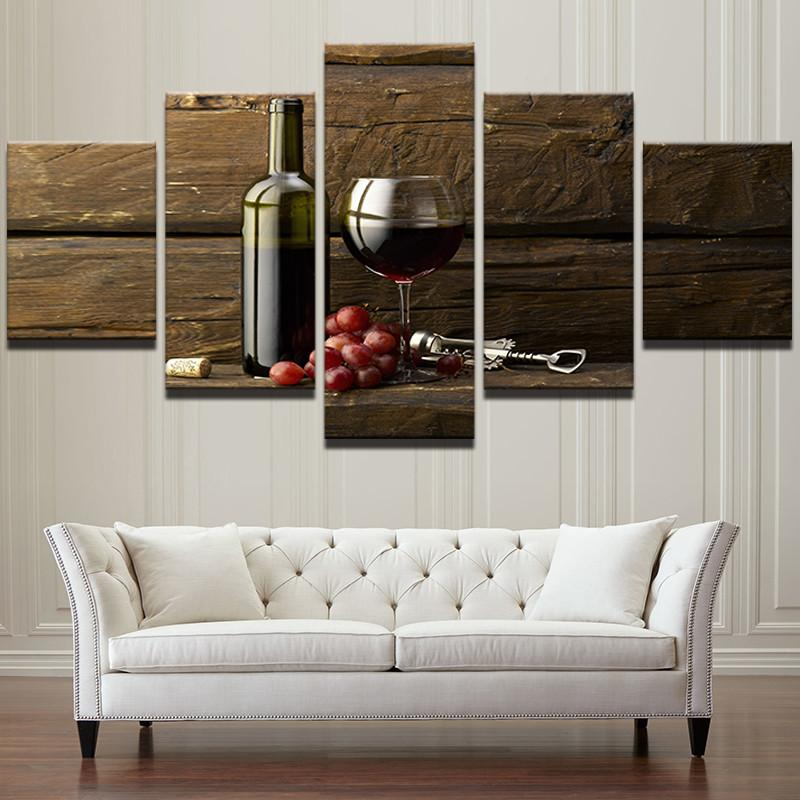 Limited Edition - Wine Wall Art 7