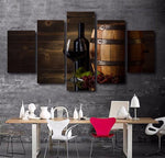 Limited Edition - Wine Wall Art 8
