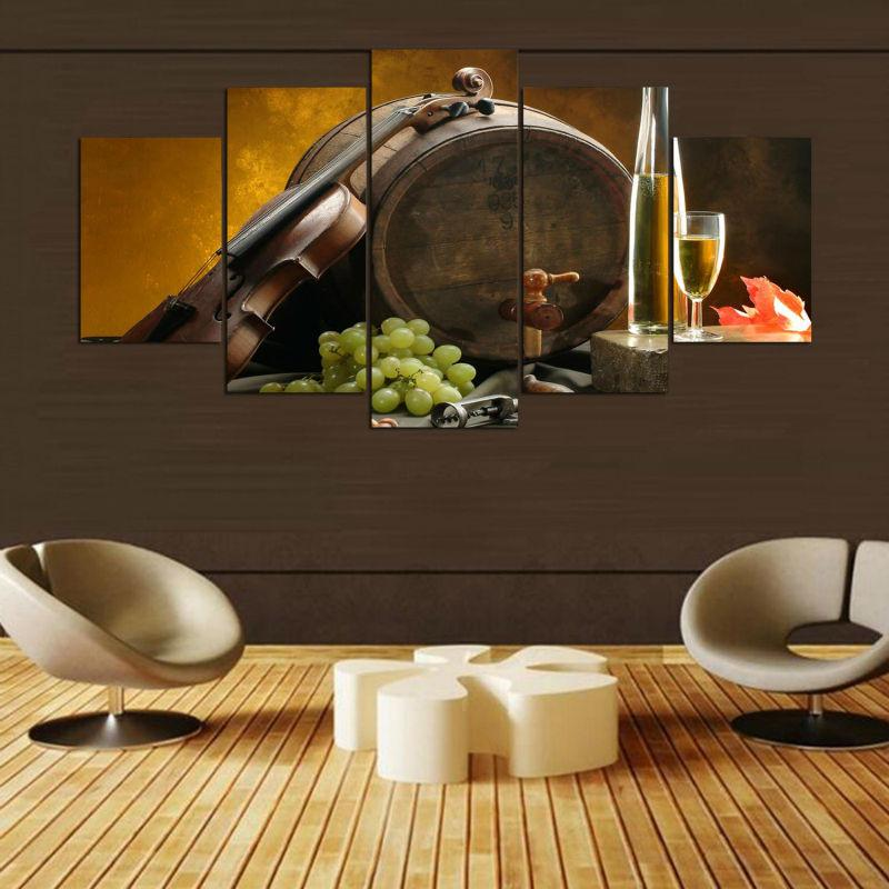 Limited Edition - Wine Wall Art 1