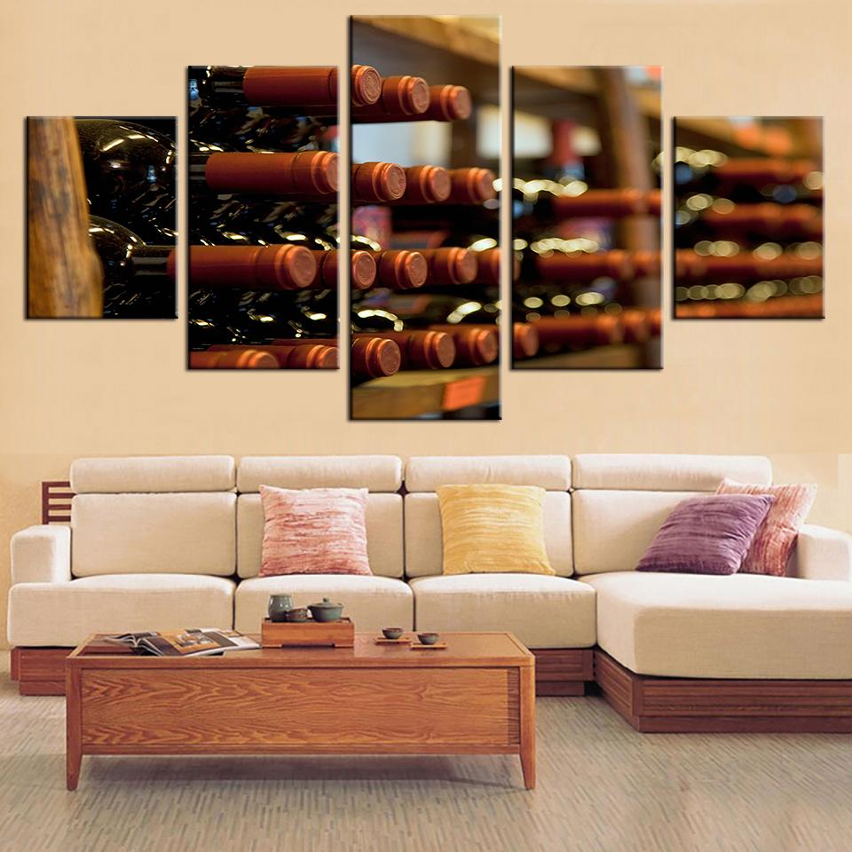 Limited Edition - Wine Wall Art 14