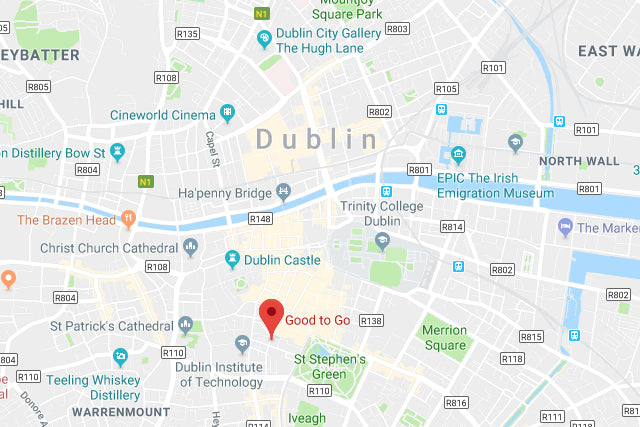 Delivering to Dublin (and beyond)
