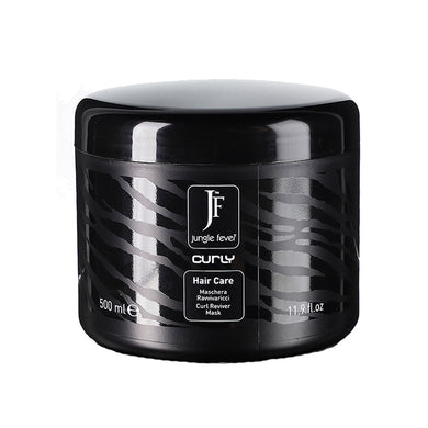 Jungle Fever Curly Mask