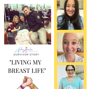 Living my Breast Life - a testimony by Kristi Rokita [Smith]