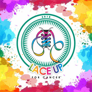 Lace up for Cancer Walk