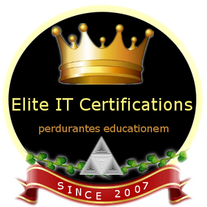 Elite IT Certifications Emblem