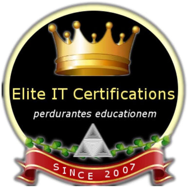 EliteITCerts.com - Cybersecurity First Responder (Exam CFR-210) with CompTIA Cybersecurity Analyst+ (Exam CS0-001) Boot Camp - 5 Days
