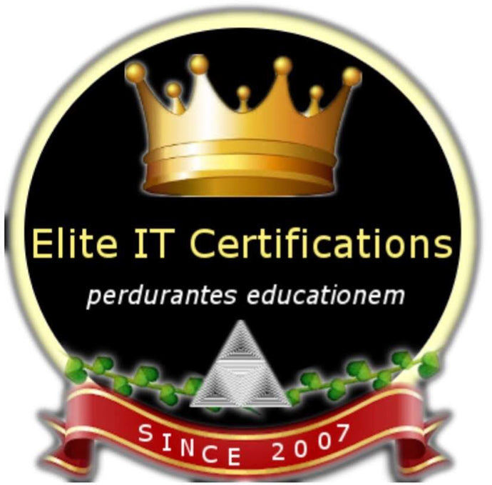 EliteITCerts.com - CompTIA 4 Week Elite Fast-Track Including: A+, Network+, Server+, and Security+. Save $500 over separate courses.