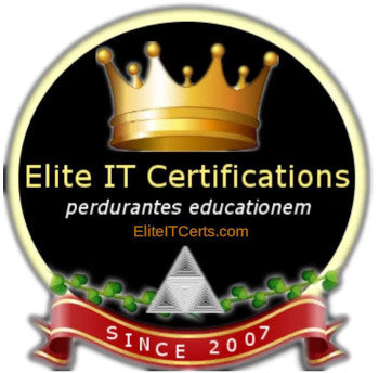 EliteITCerts.com - Advanced C++ Boot Camp - 3 Days