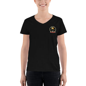 Women's Elite IT Casual V-Neck Shirt