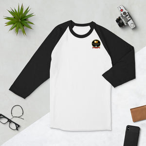 Elite IT 3/4 sleeve raglan shirt