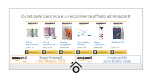 Outlet della Ceramica & Amazon.it